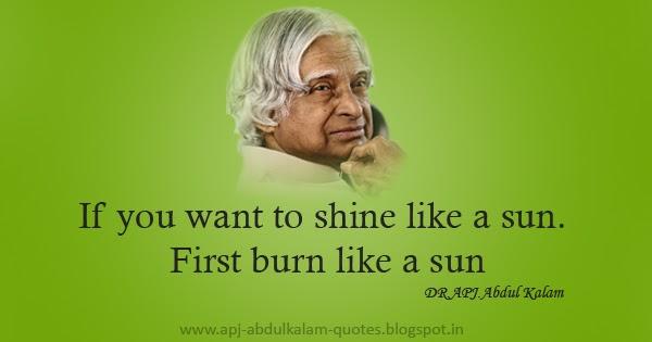 A P J Abdul Kalam Quotes Famous Quotes By Abdul Kalam Abdul