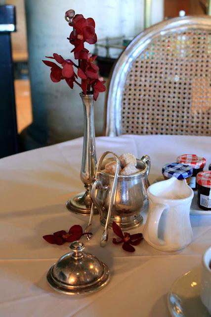 Edles Tafelsilber macht eine echte Tea Time aus, oder?