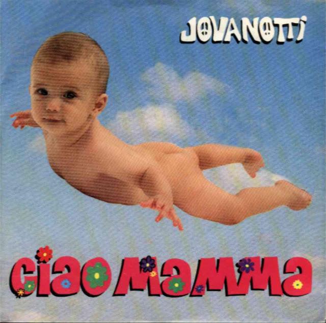 Copertina Jovanotti - Ciao Mamma