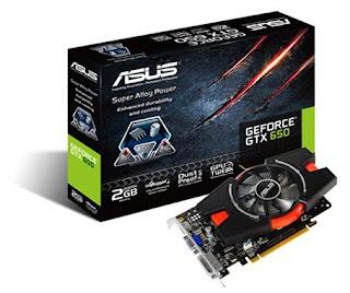 ASUS GTX650-E-2GD5 Drivers controller