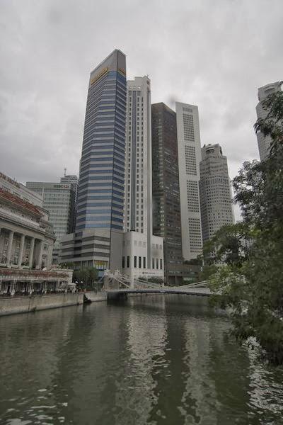 Podróże 2012: Malezja i Singapur, trzy miasta: Kuala Lumpur, Melakka, Singapur