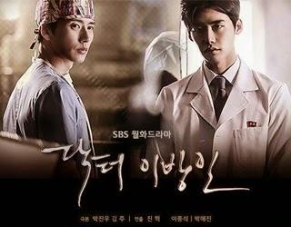 KOREA DRAMA Doctor Stranger