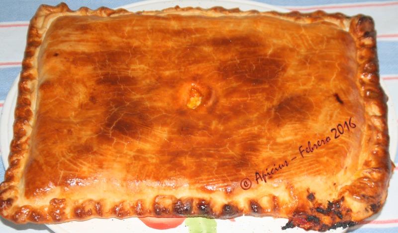 La cocina de cada d a 1738 men aperitivo empanada de - La cocina vasca menu fin de semana ...