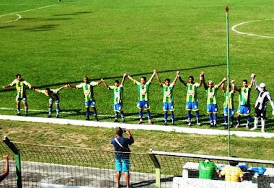 Seleção de Ibicaraí estreia no Intermunicipal 2012 com expectativa de vitória do torcedor