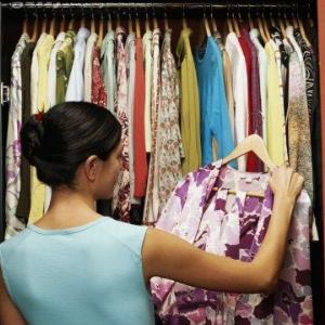 Wardrobe check