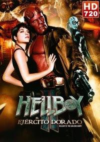 Hellboy 2: El ejército dorado Online