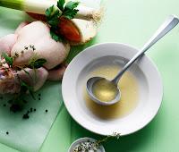 Kippensoep Candida Recept