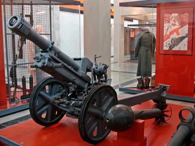 Museo Central de la Gran Guerra Patriótica .