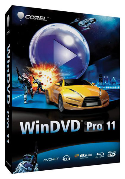 Corel WinDVD Pro 11.0.0.342.521749 Retail (PL) + eygen CORE AT-Team