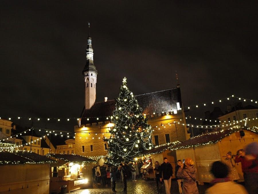 Новый 2015 год в Таллинне. Экскурсии на праздник