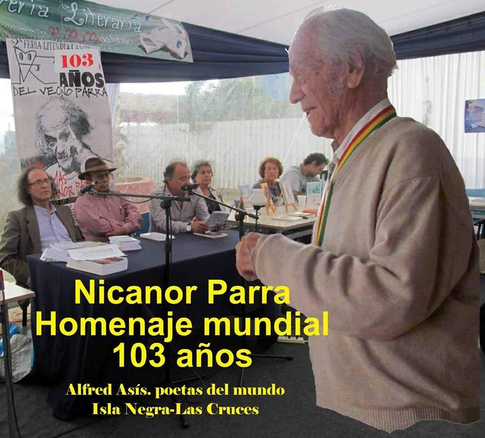 Hom. Nicanor Parra