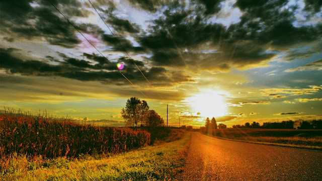 Landscape at its Best HD Wallpaper