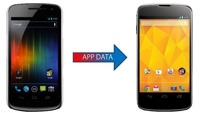 نقل بياناتك من هاتف أندرويد إلى هاتف أندرويد آخر