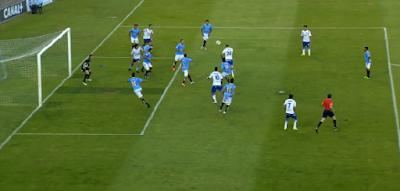 1-1 empataba el Zaragoza