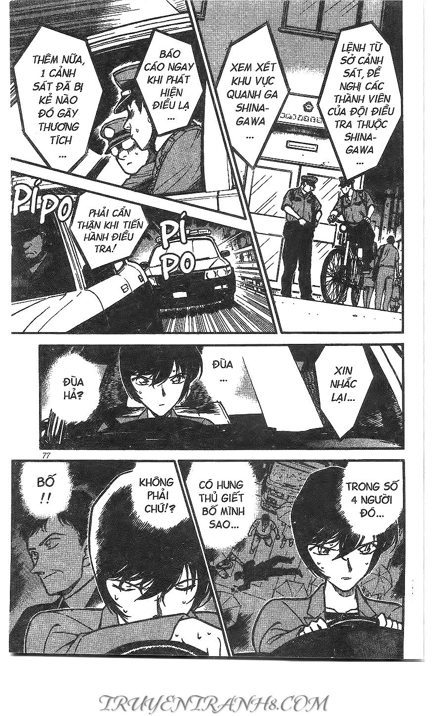Detective Conan Chap 268 - Truyen.Chap.VN