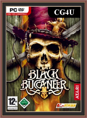Pirates - Legend Of The Black Buccaneer PC Cover | Pirates - Legend Of The Black Buccaneer PC Poaster