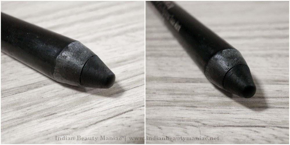 Street Wear Color Rich Kajal in Black, Kajal, kohl, Indian Kohl pencil, Black kajal, Eye makeup, Indian Eye Makeup, Indian Beauty Blogger, Blog