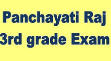 Rajasthan Panchayati Raj TET Exam 2013 Online application Form