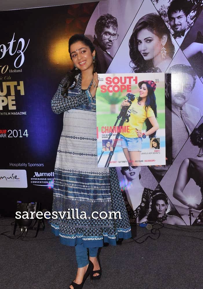 Charmme at South scope Calendar 2014 Launch