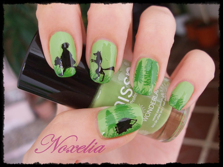 Noxelia: Stamping nail art: Colaboración con BornPrettyStore LVI y ...