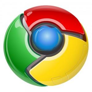 Google Logo Chrome