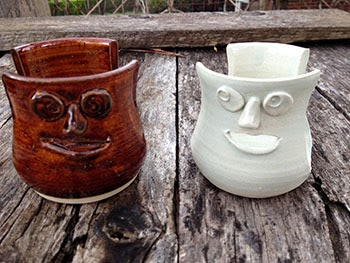 Pottery Smiles by Lori Buff