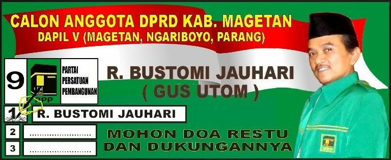 R. Bustomi Jauhari