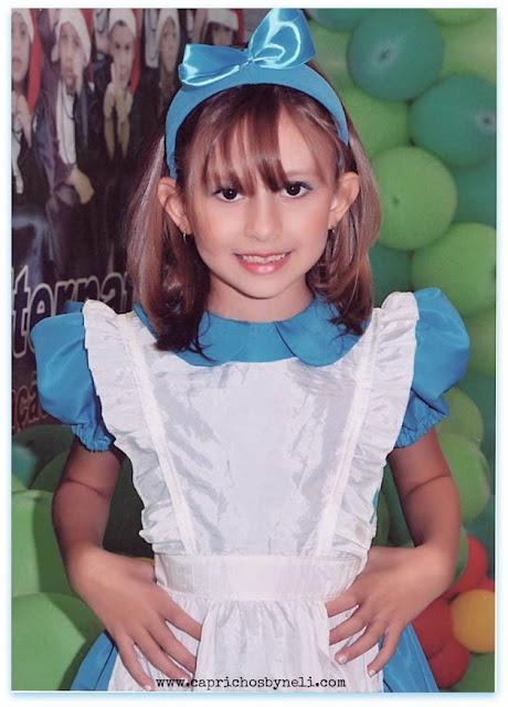 Alice no País das Maravilhas, minha filha