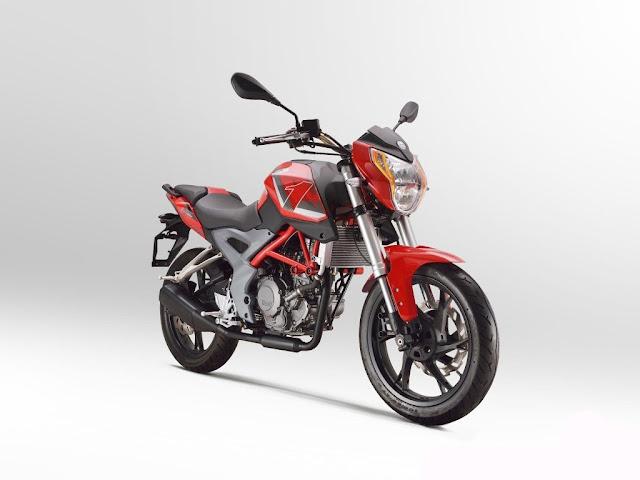 Benelli Uno C250 - Eicma 2012