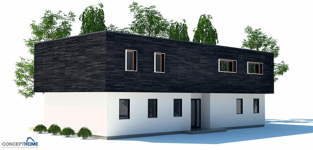 Projetos de casas projeto de casa contempor nea e moderna for Case moderne e contemporanee