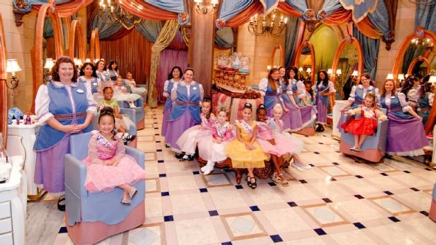 Bibbidi Bobbidi Boutique Disney