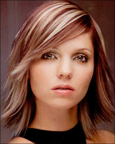 New Haircut Hairstyle Trends: Medium Modern Hairstyles