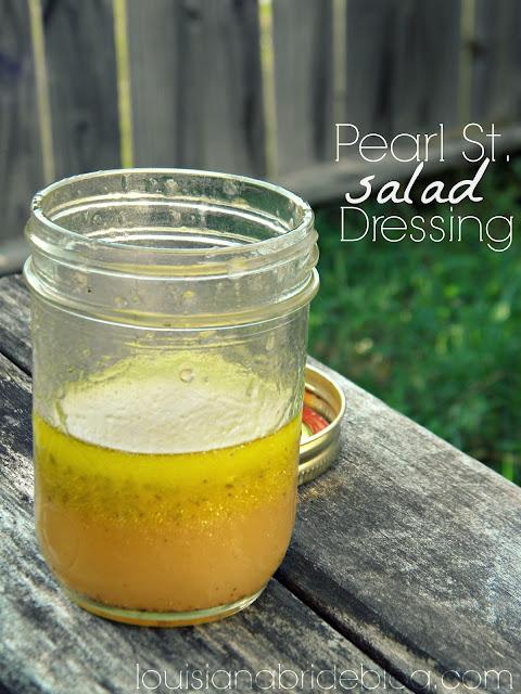 Pearl St. Salad Dressing