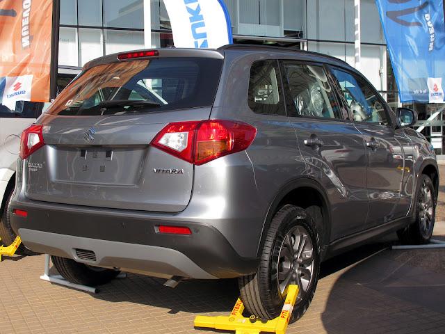 Review : All-New Suzuki Vitara 2016