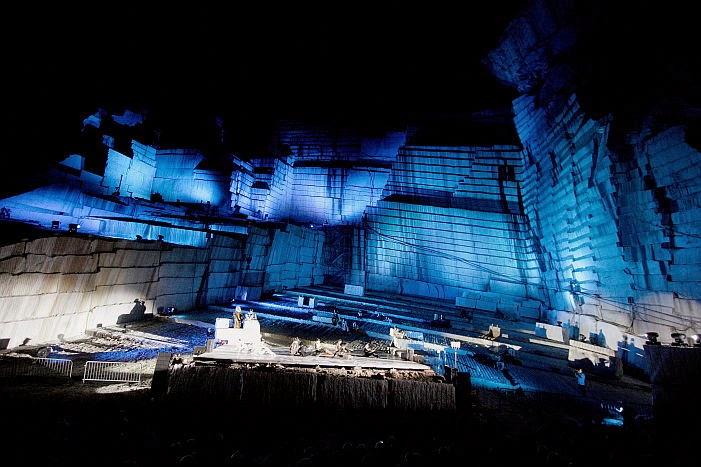 musica elettronica, arti performative: Tones on the Stones festival nelle cave di Crevoladossola dal 17 al 20 luglio 2014