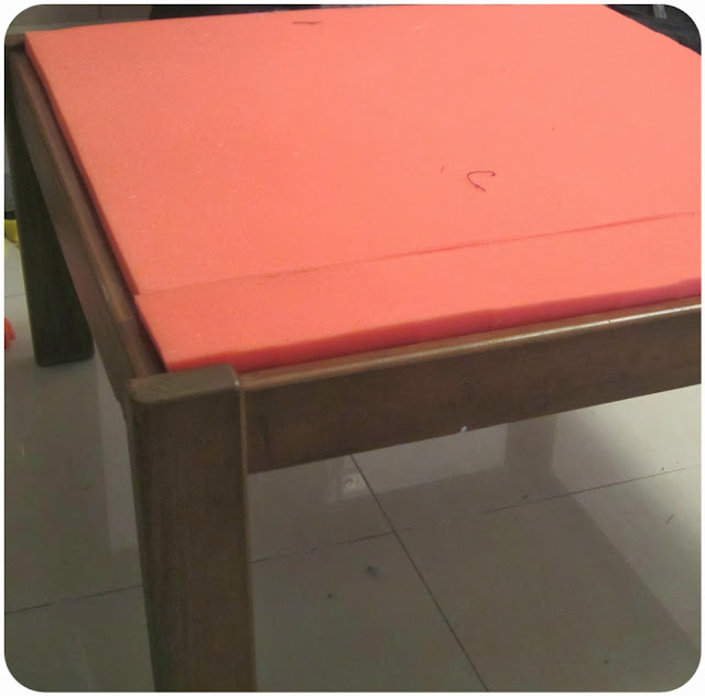 how to break table into layers