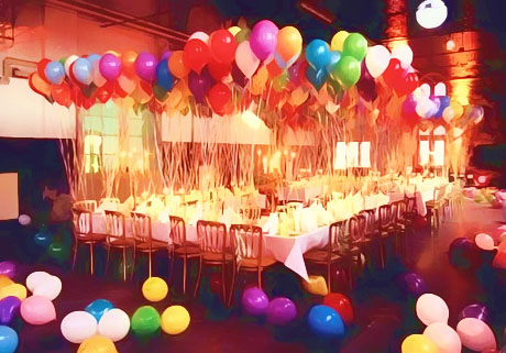 La granja de la baronesa mayo 2012 - Como preparar una fiesta de cumpleanos sorpresa ...