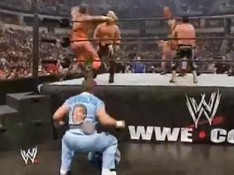 Simon Dean Royal Rumble 2005 Simon System jobber