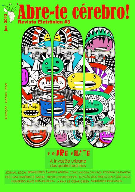 Clique no link e acesse a Revista Abre-te Cérebro! #3