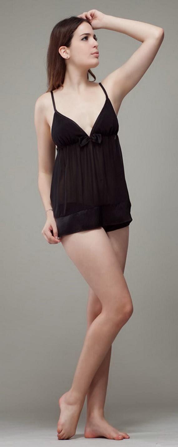 Silk+Short+Night+Wear+Nighty+Dress+For+Girls+Fashion+In+Bed014