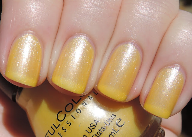 SinfulColors Burst of Flair