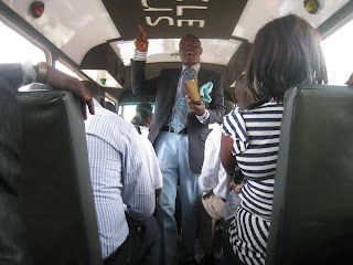 sex, Trending, preaching in the bus