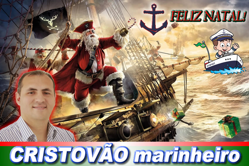 Desejo a você um Feliz Natal!