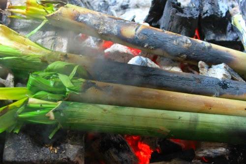 Đặc sản Nha Trang: món cá lóc nướng ống tre/