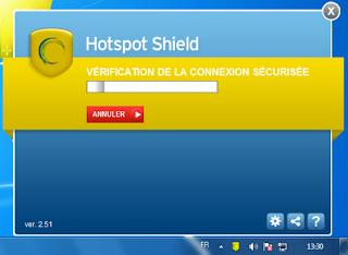 تحميل برنامج هوت سبوت - hotspot shield 2013 - بروكسي 2013