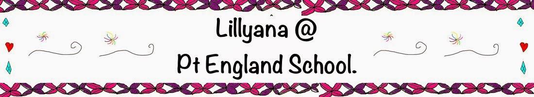 Lillyana @ Pt England School