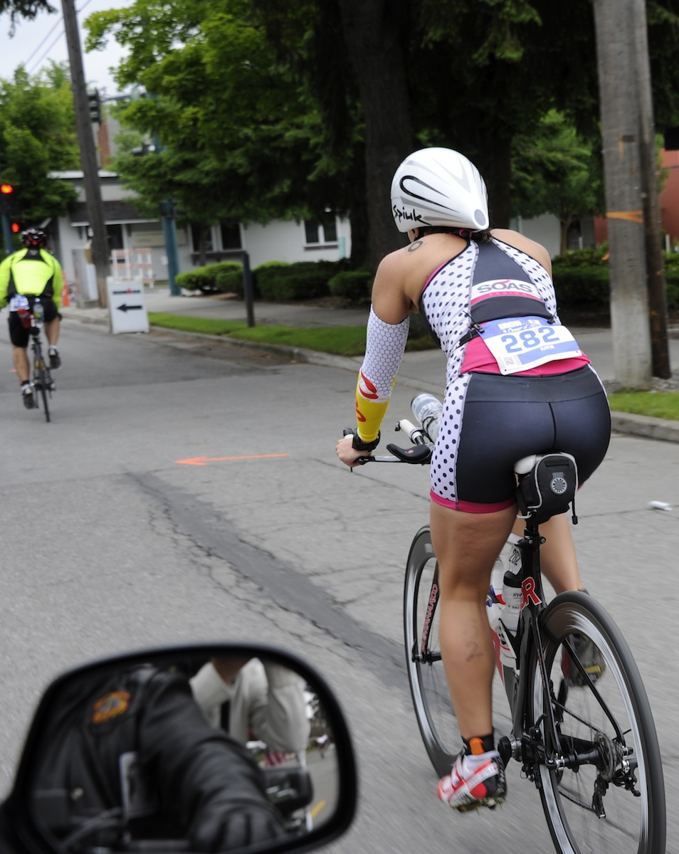 run this amazing day: ironman coeur d'alene bike: race report
