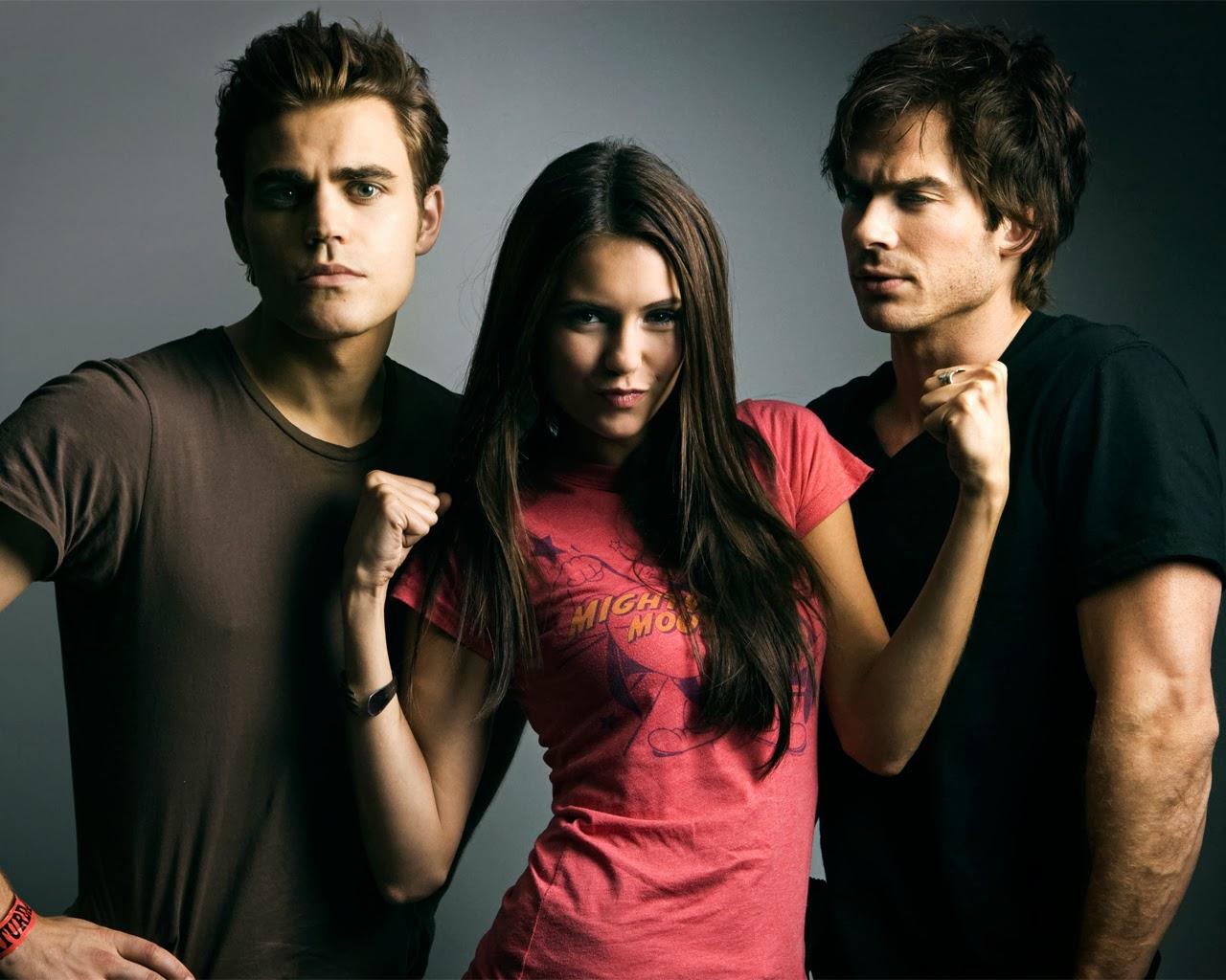 Vampire Diaries Pictures