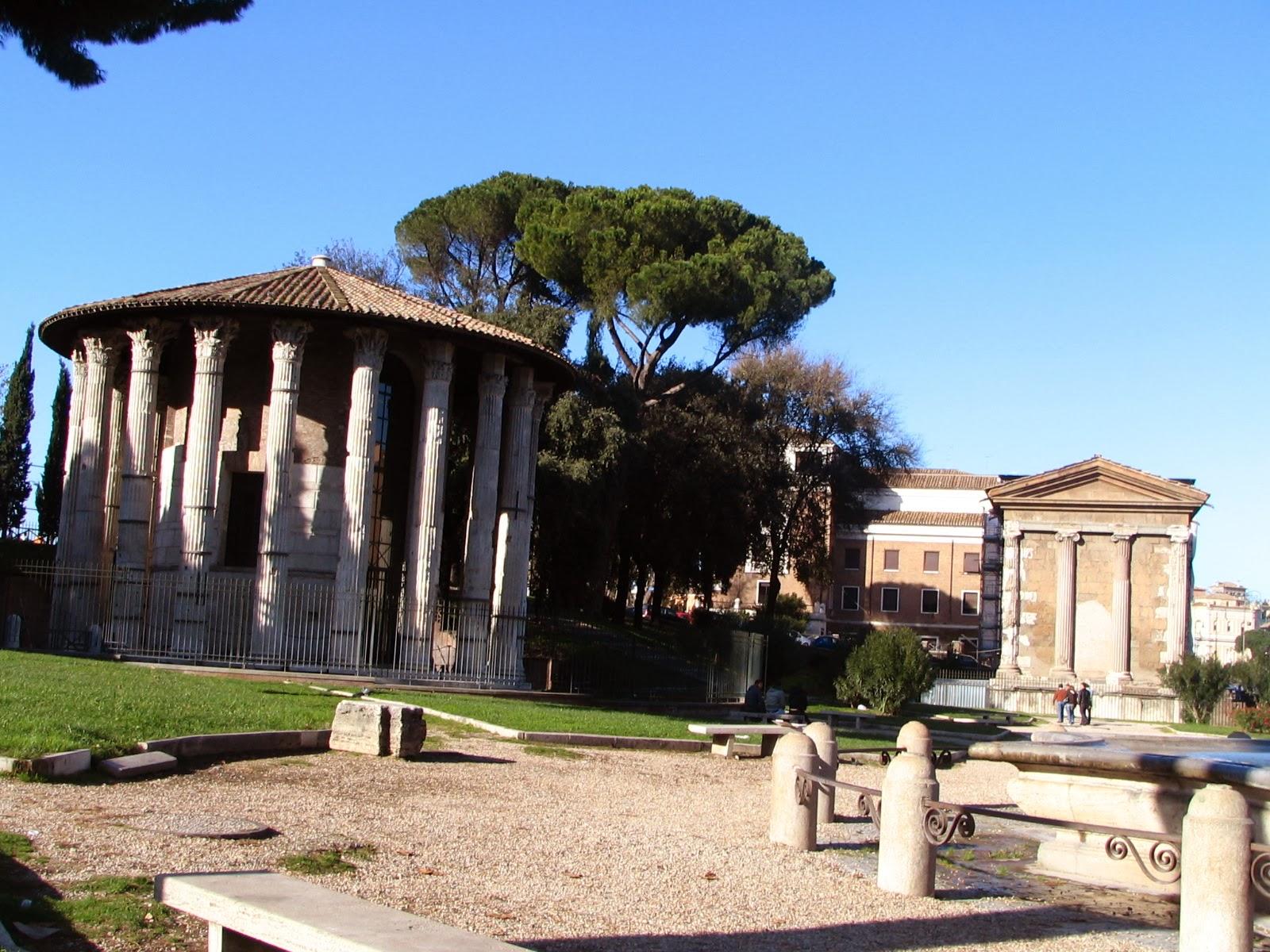Italia - Roma - Foro Boario