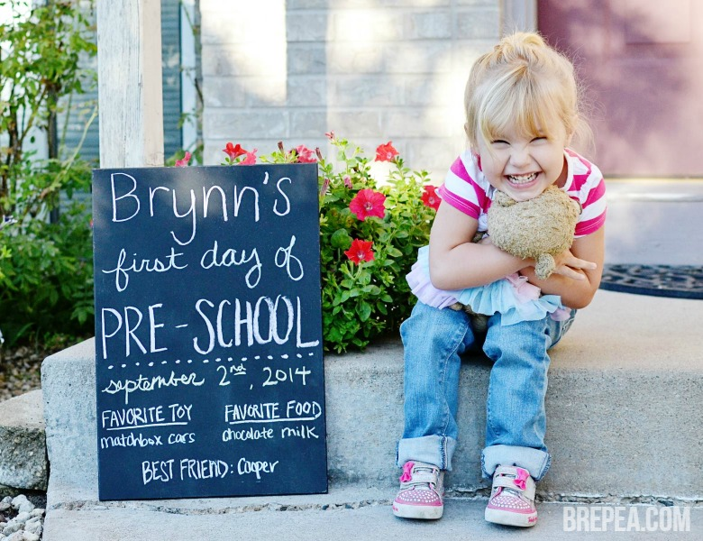 5 types of people you'll see at morning pre-school drop off
